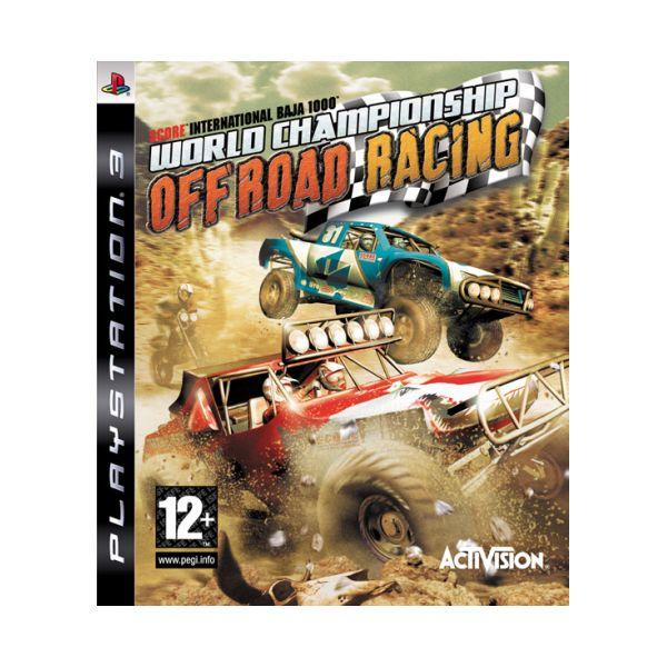 Score International Baja 1000: World Championship Off Road Racing [PS3] - BAZÁR (použitý tovar)