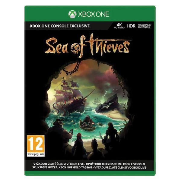 Sea of Thieves [XBOX ONE] - BAZÁR (použitý tovar)