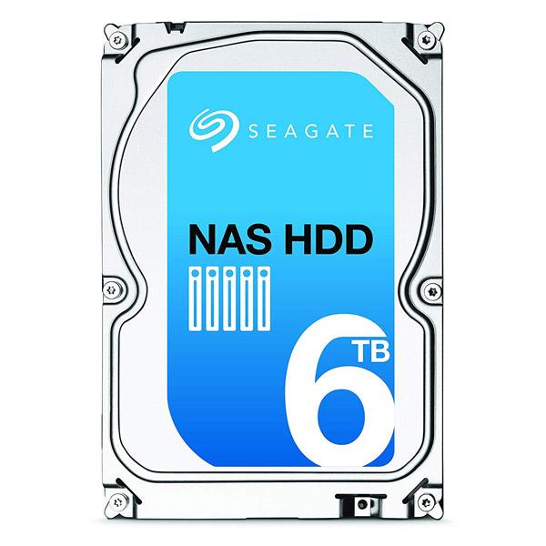 "Seagate 6TB NAS 3,5""/SATAIII/5900/128MB ST6000VN0021"