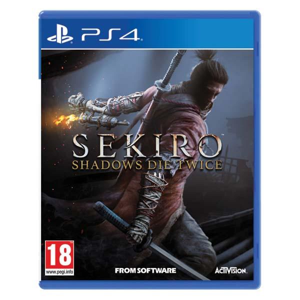 Sekiro: Shadows Die Twice [PS4] - BAZÁR (použitý tovar)