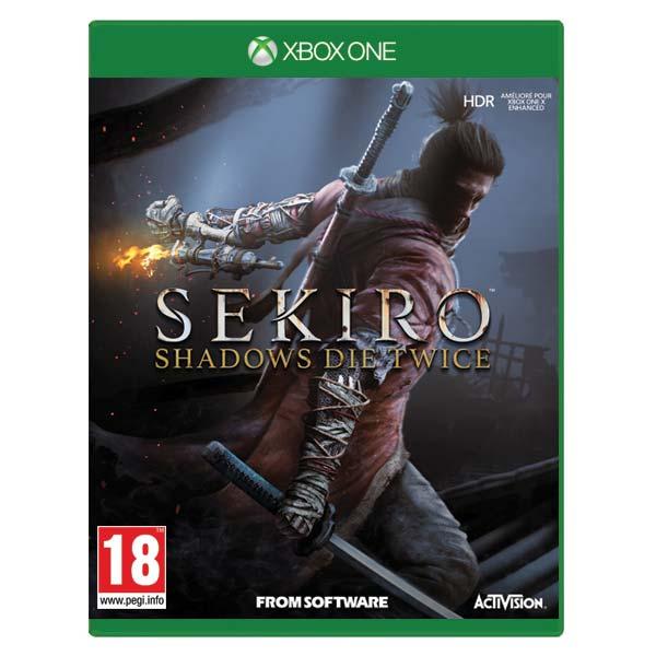 Sekiro: Shadows Die Twice [XBOX ONE] - BAZÁR (použitý tovar)