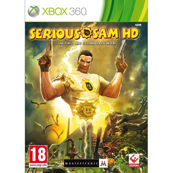 Serious Sam HD: The First and Second Encounters [XBOX 360] - BAZÁR (použitý tovar)