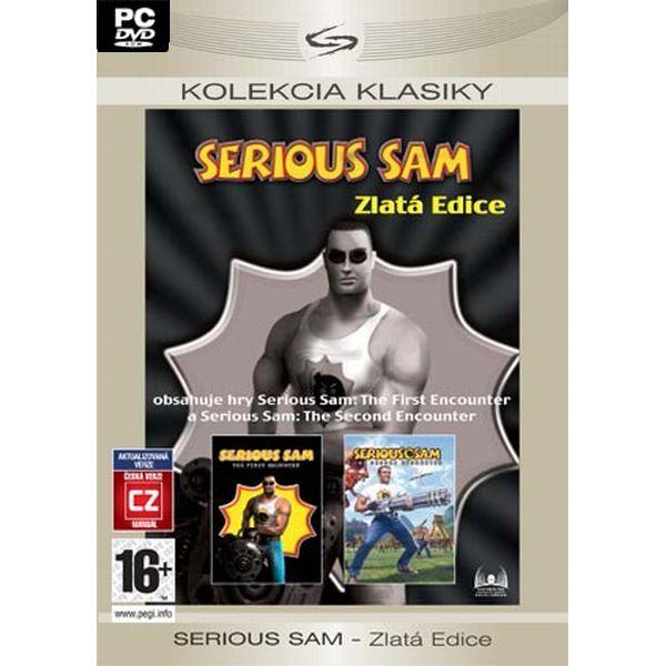 Serious Sam (Zlatá Edícia)