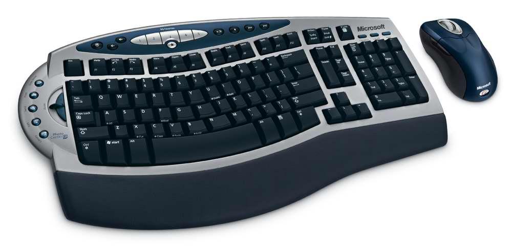 Set Microsoft Wireless Optical Desktop 5000 SK