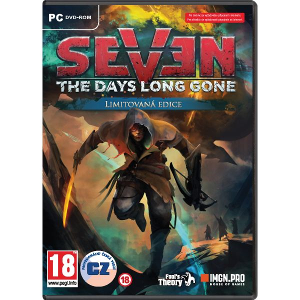 SEVEN: The Days Long Gone CZ (Limitovaná edícia)