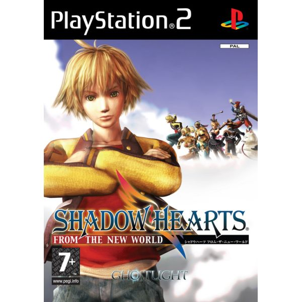 Shadow Hearts: From the New World