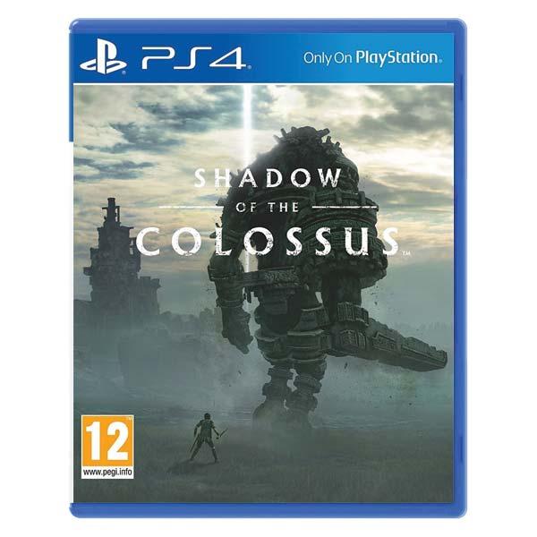 Shadow of the Colossus [PS4] - BAZÁR (použitý tovar)