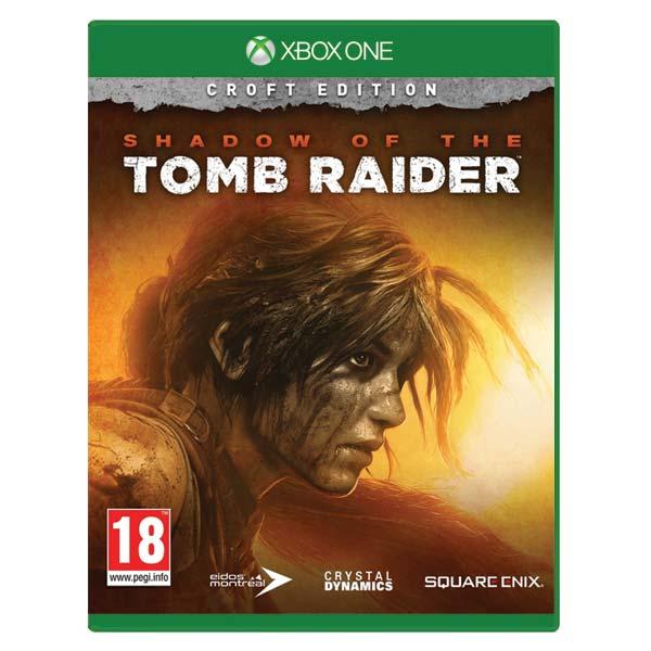 Shadow of the Tomb Raider (Croft Edition) XBOX ONE