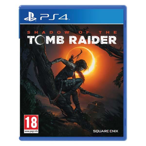 Shadow of the Tomb Raider [PS4] - BAZÁR (použitý tovar)