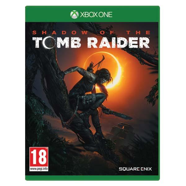 Shadow of the Tomb Raider [XBOX ONE] - BAZÁR (použitý tovar)