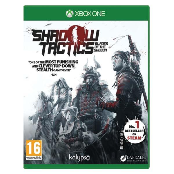 Shadow Tactics: Blades of the Shogun XBOX ONE