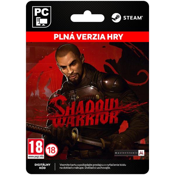 Shadow Warrior [Steam]