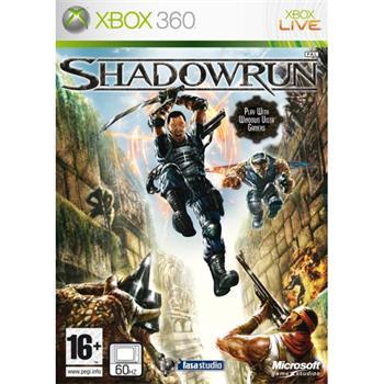 Shadowrun [XBOX 360] - BAZÁR (použitý tovar)