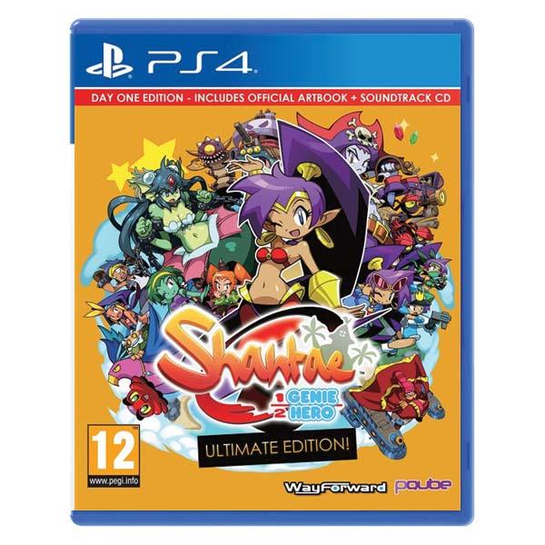 Shantae: Half Genie Hero (Ultimate Edition) PS4