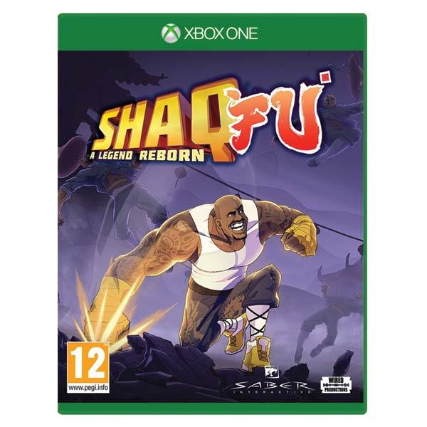 Shaq-Fu: A Legend Reborn XBOX ONE