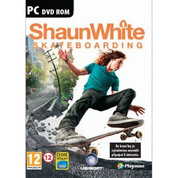Shaun White Skateboarding CZ