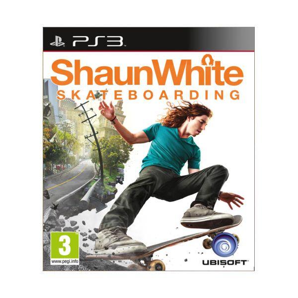 Shaun White Skateboarding [PS3] - BAZÁR (použitý tovar)