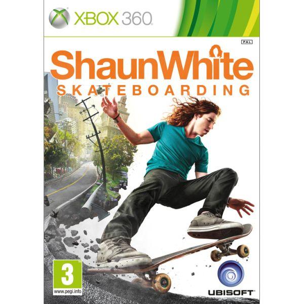 Shaun White Skateboarding [XBOX 360] - BAZÁR (použitý tovar)