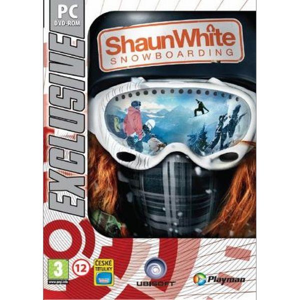 Shaun White Snowboarding CZ