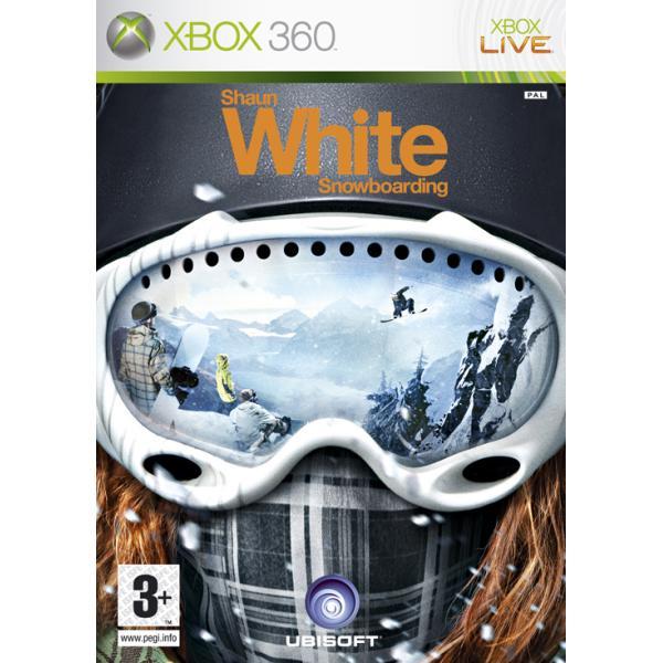 Shaun White Snowboarding [XBOX 360] - BAZÁR (použitý tovar)