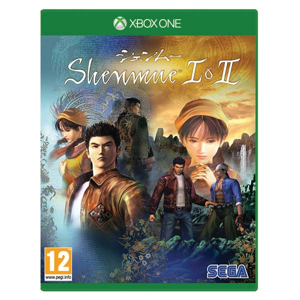 Shenmue 1 & 2 XBOX ONE