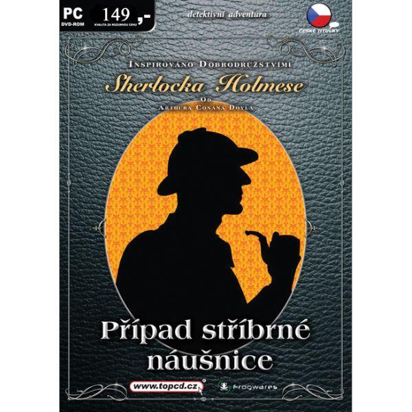 Sherlock Holmes: Prípad striebornej náušnice CZ
