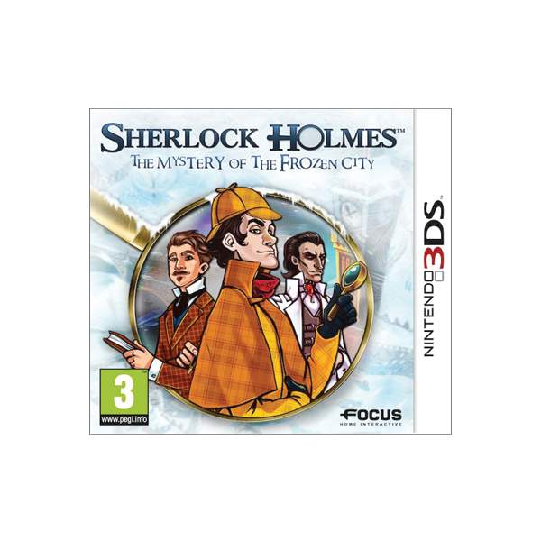 Sherlock Holmes: The Mystery of the Frozen City
