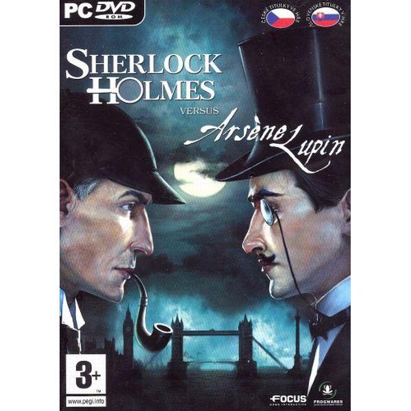 Sherlock Holmes versus Arsene Lupin CZ