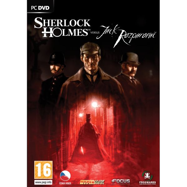 Sherlock Holmes versus Jack Rozparovač CZ