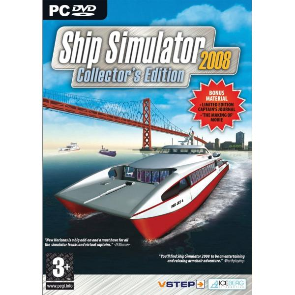 Ship Simulator 2008 (Collector's Edition)