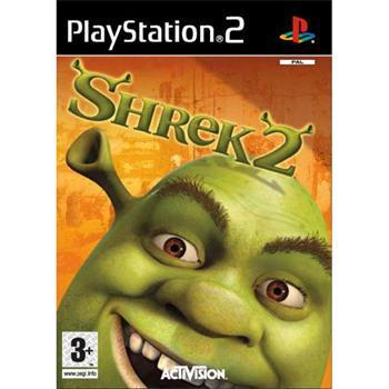 Shrek 2 [PS2] - BAZÁR (použitý tovar)