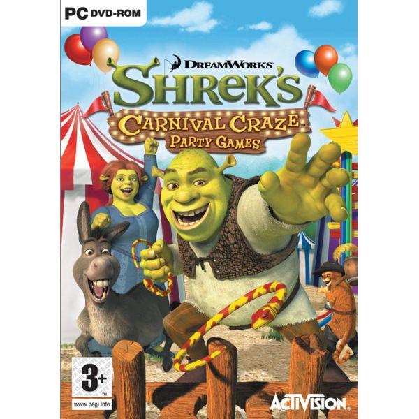 Shrek Carnival Craze: Party Games