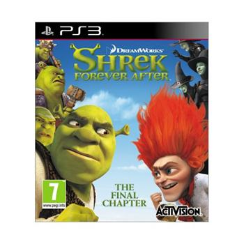 Shrek Forever After [PS3] - BAZÁR (použitý tovar)
