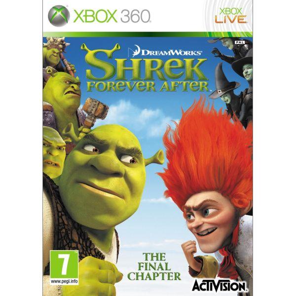 Shrek Forever After XBOX 360