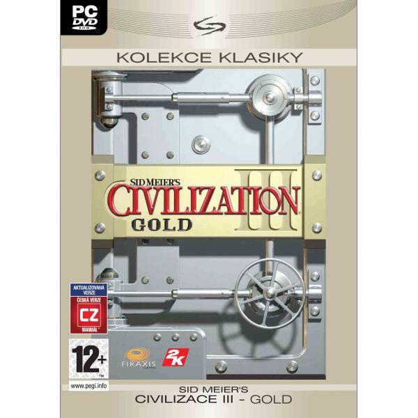 Sid Meier's Civilization 3 Gold