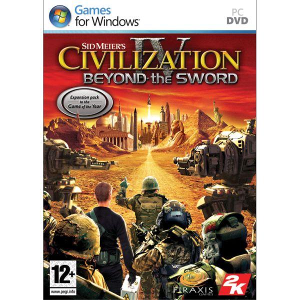Sid Meier's Civilization 4: Beyond the Sword PC