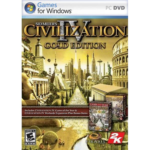 Sid Meier's Civilization 4 (Gold Edition)