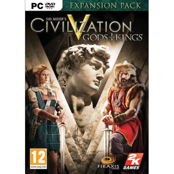 Sid Meier's Civilization 5: Gods + Kings