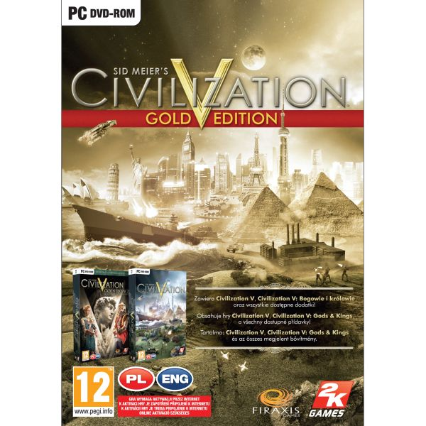 Sid Meier�s Civilization 5 (Gold Edition)