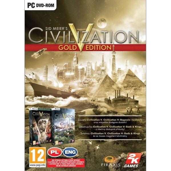Sid Meier's Civilization 5 (Gold Edition)