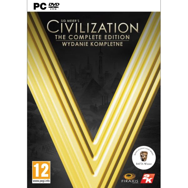 Sid Meier's Civilization 5 (The Complete Edition)