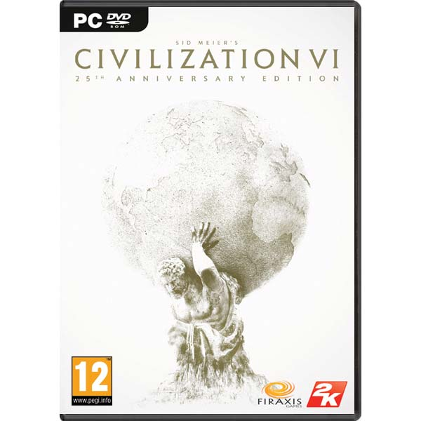 Sid Meier's Civilization 6 (25th Anniversary Edition)