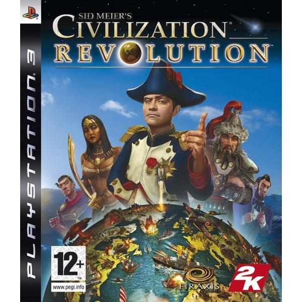 Sid Meier's Civilization Revolution [PS3] - BAZÁR (použitý tovar)