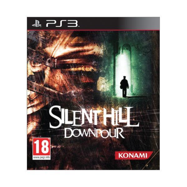 Silent Hill: Downpour [PS3] - BAZÁR (použitý tovar)
