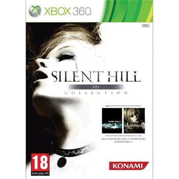 Silent Hill (HD Collection) [XBOX 360] - BAZ�R (pou�it� tovar)