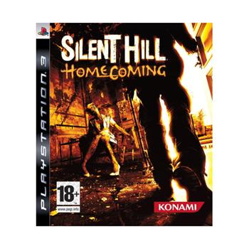 Silent Hill: Homecoming-PS3 - BAZ�R (pou�it� tovar)
