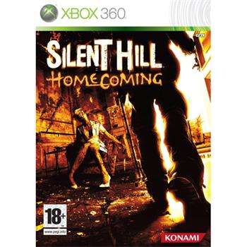 Silent Hill: Homecoming [XBOX 360] - BAZ�R (pou�it� tovar)