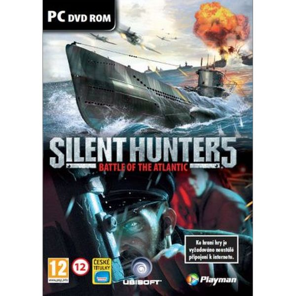 Silent Hunter 5: Battle of the Atlantic CZ