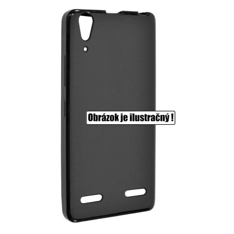 Silikonové puzdro Fixed TPU pre Huawei Y6, Black
