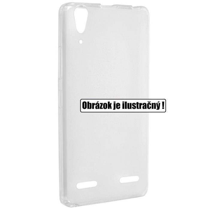 Silikonové puzdro Fixed TPU pre Huawei Y6, White